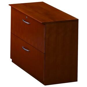 Mayline Corsica Two-Drawer Lateral File MLNVLFCRY