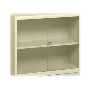 Tennsco Steel Bookcase Glass Door Kit TNN330GDK