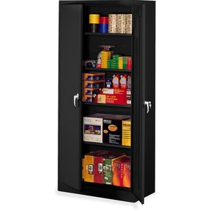 Tennsco Full-Height Deluxe Storage Cabinet TNN7824BK