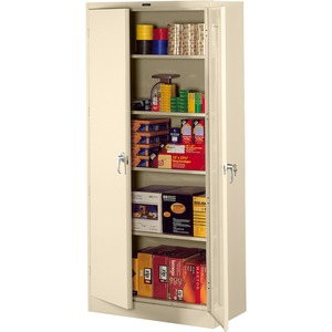 Tennsco Full-Height Deluxe Storage Cabinet TNN7824PY