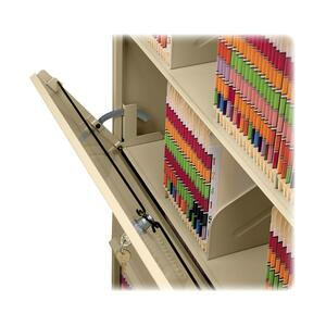 Tennsco AS36 Series Posting Shelf TNNAS36PS