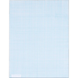TOPS 8 Square/Inch Quadrille Pads TOP33081