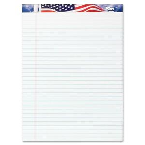 TOPS American Pride Writing Tablet TOP75113