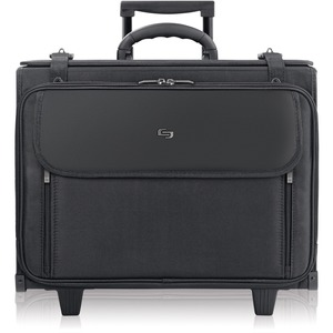 "Solo Classic Carrying Case (Roller) for 17"" Notebook - Black USLB1514"