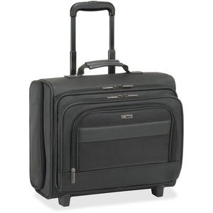 "Solo Classic Carrying Case (Roller) for 15.6"" Notebook - Black USLB644"
