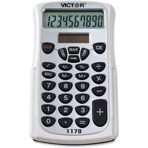 Victor 1170 Handheld Calculator VCT1170