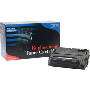 Turbon Toner Cartridge - Replacement for HP (Q5942A) - Black IBMTG85P6478