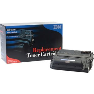 Turbon Toner Cartridge - Replacement for HP (Q5942X) - Black IBMTG85P6479