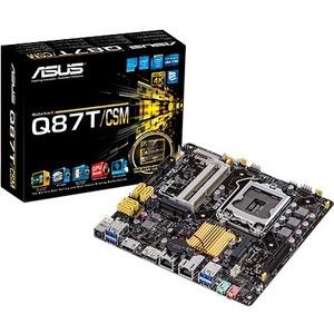 Asus Q87T/CSM Desktop Motherboard - Intel Chipset - Socke...