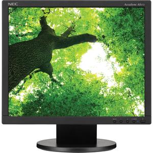 """NEC Display AccuSync AS172-BK 17"""" LED LCD Monitor - 5:4 -..."""