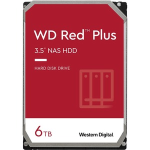"Western Digital Red WD60EFRX 6 TB 3.5"" Internal Hard Driv..."