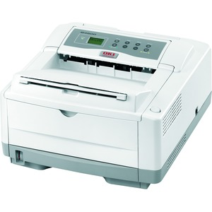 Oki B4600 LED Printer - Monochrome - 600 x 2400 dpi Print...