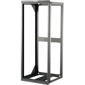 Cables to Go 25U Hinged Wall Mount Open Frame Rack - 18in...