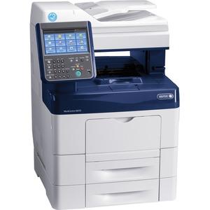 Xerox WorkCentre 6655I/XM Laser Multifunction Printer - C...