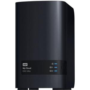 Western Digital BVBZ0080JCH-NESN WD 8TB My Cloud EX2 Ultr...