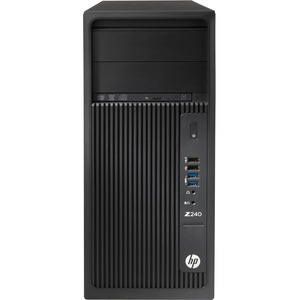 HP Z240 Workstation - 1 x Intel Core i7 (6th Gen) i7-6700...