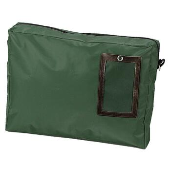 PM Company SecurIT Reusable Expanding Transit Sack DARK GREEN