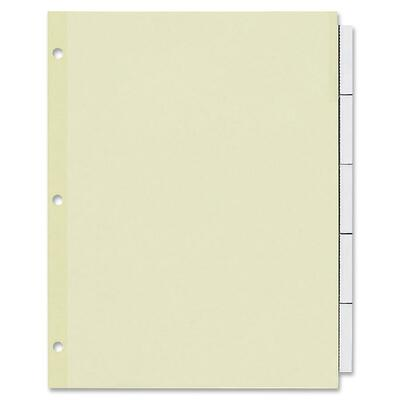 SAVE UP TO 70% ON INDEX DIVIDERS FROM ALL BRANDS! by Bulk Office Supplies