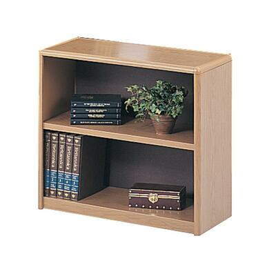 "Buy Cheapest  ""2 Shelf Metal Bookcase 31-3/4″""x13-1/2″""x28″"" Medium Oak""  – Best Deals"