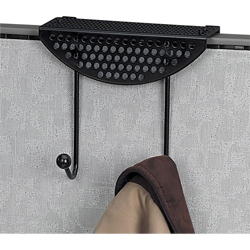 Fellowes Perf-ect Partition Additions Double Coat Hook FEL22315