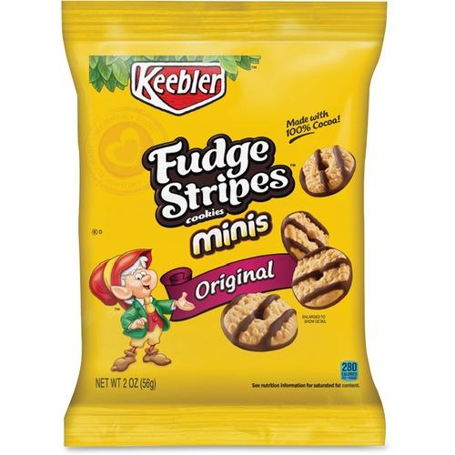 Keebler Fudge Stripes Cookies KEB21771