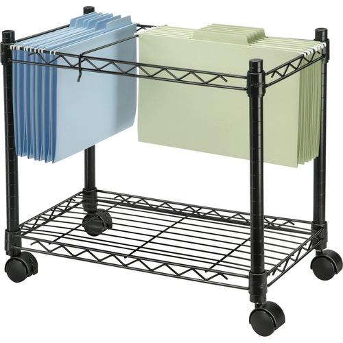 Fellowes High-Capacity Rolling File Cart FEL45081