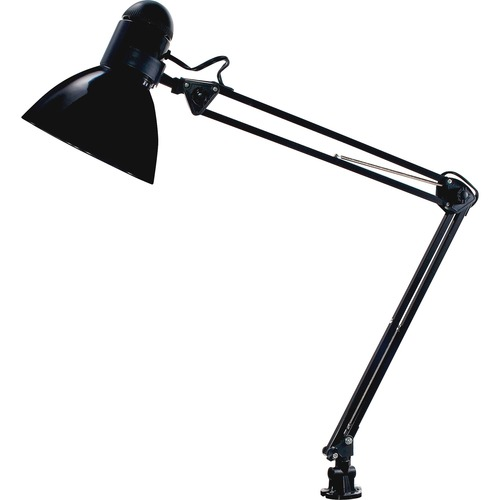 Ledu Opti Series Swing Arm Lamp LEDL502BK
