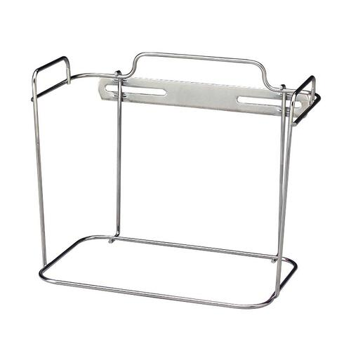 Covidien Cvdswmb100975 Wall Bracket For 2 Gal. Container, Non-Locking,Chrome CVDSWMB100975