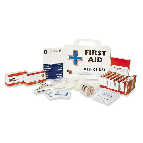 SKILCRAFT Wall Mountable First Aid Kit NSN4338399