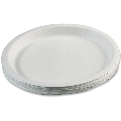 Skilcraft Disposable Paper Plate NSN8993056