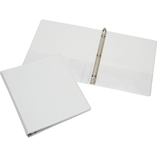 Skilcraft Rigid Loose-leaf 3-Ring Binder NSN5104859