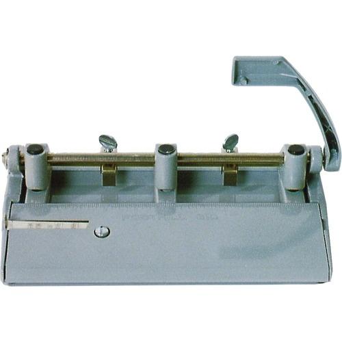 Skilcraft Heavy-Duty Adjustable 3-Hole Punch NSN2633425