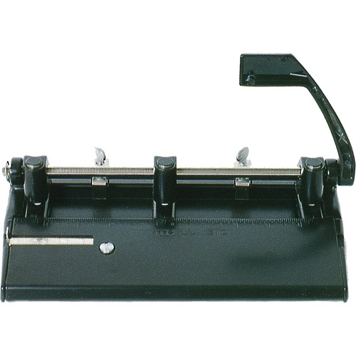Skilcraft Heavy-Duty Adjustable 3-Hole Punch NSN4316251