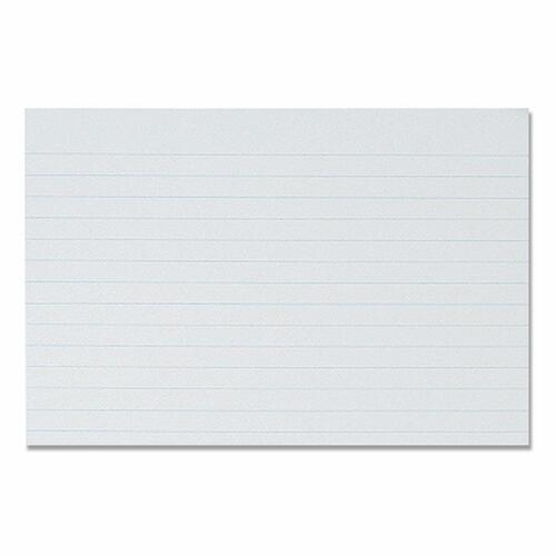 Skilcraft Standard Ruled Index Card NSN2470318