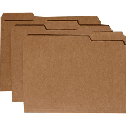 Skilcraft Medium Kraft Paperboard File Folder NSN2815939