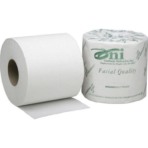 Skilcraft Single Ply Toilet Tissue Paper NSN5303770