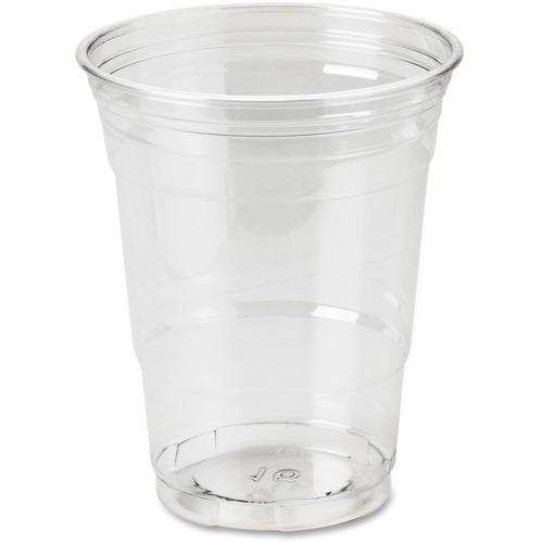 Cold Drink Cups, 16 oz., Clear Plastic Pack Size: 500 (Carton) DXECP16DXCT