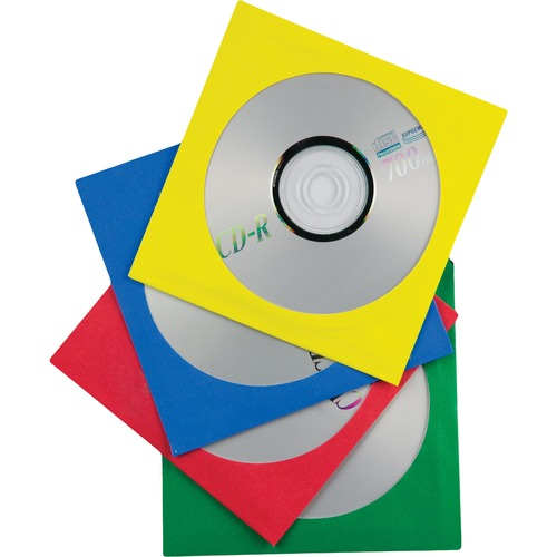 Quality Park Colored CD/DVD Envelope QUA68905