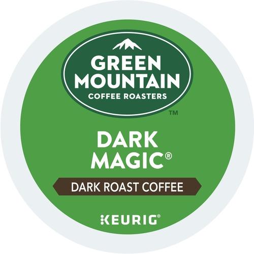 Green Mountain Coffee Roasters Dark Magic Coffee GMT4061