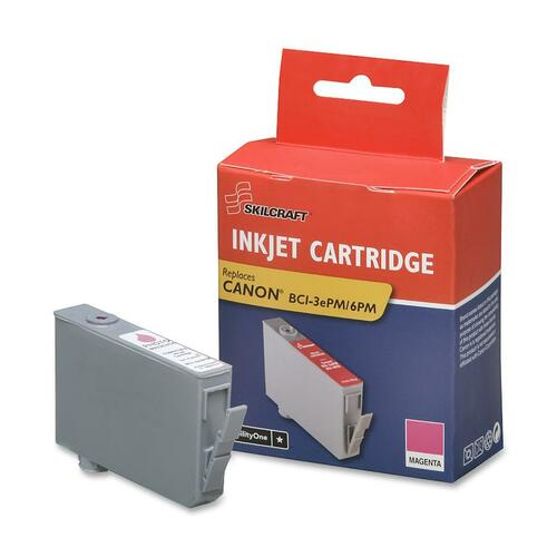 Skilcraft Photo Magenta Ink Cartridge NSN5556177