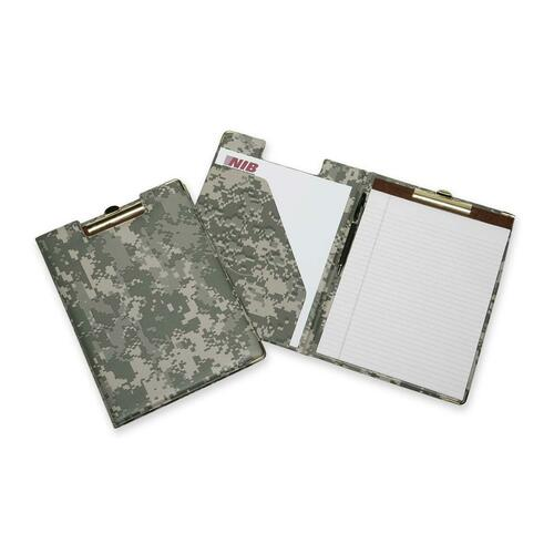 Skilcraft Writing Portfolio With Brass Clip NSN5574981