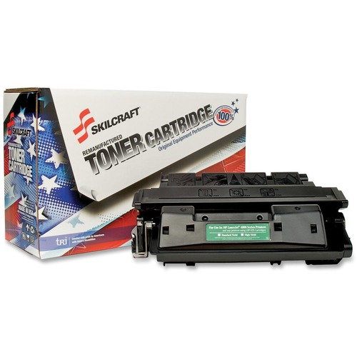 Skilcraft Black Toner Cartridge NSN5606577