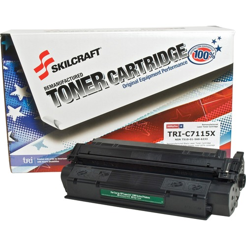 Skilcraft Black Toner Cartridge NSN5606233