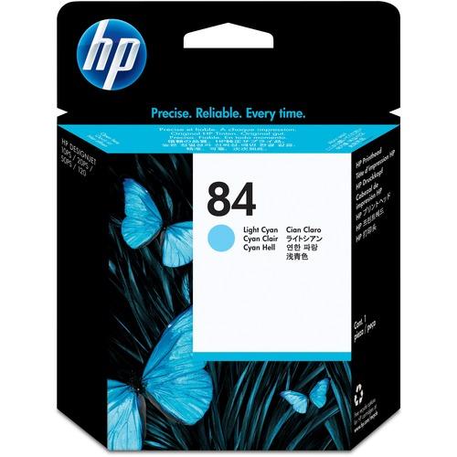 HP C5020A (HP 84) Printhead, Light Cyan HEWC5020A