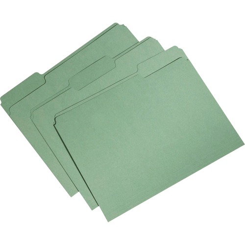 Skilcraft Recycled Single-ply Top Tab File Folder NSN5664132
