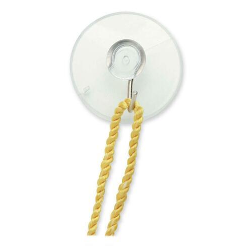 """Suction Cups w/ Hook, 1-5/8"""" Diameter, 120/DS, Metal Hook BAU84099"""