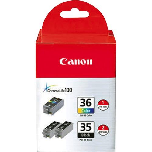 Canon PGI-35/CLI-36 Combo Pack Ink Cartridge CNMPGI35CLI36