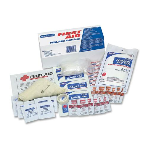 PhysiciansCare ANSI First Aid Refill Pack ACM90103