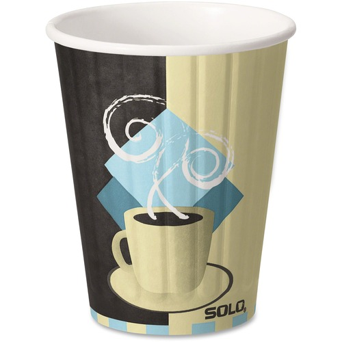 Solo Duo Shield Insulated Hot Cup SCCIC12