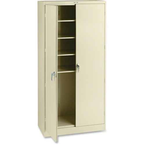 Tennsco Heavy-Gauge Steel Storage Cabinet